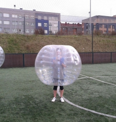 Fútbol Bubble 15€