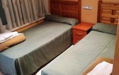 habitaciones con baño privado en piso céntrico 20€