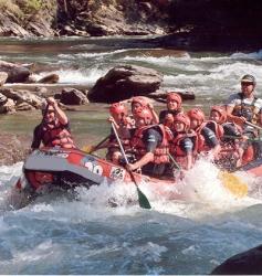 Rafting 35€