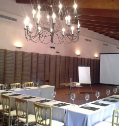 Espacios para eventos de empresa en Salamanca