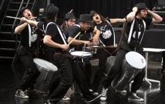 Taller de percusión €*