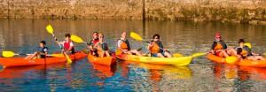 Eventura-Despedidas-soltero-en-Gijón-Asturias-actividades-agua-kayak-4
