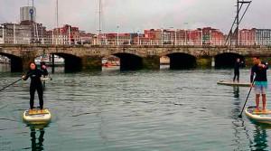 Eventura-Despedidas-soltero-en-Gijón-Asturias-actividades-agua-paddlesurf-2