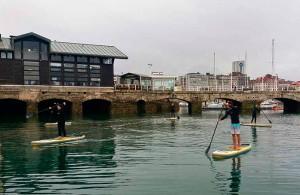 Eventura-Despedidas-soltero-en-Gijón-Asturias-actividades-agua-paddlesurf-8
