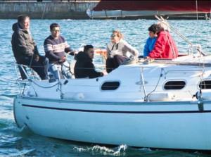 Eventura-Despedidas-soltero-en-Gijón-Asturias-actividades-agua-vela-crucero-5