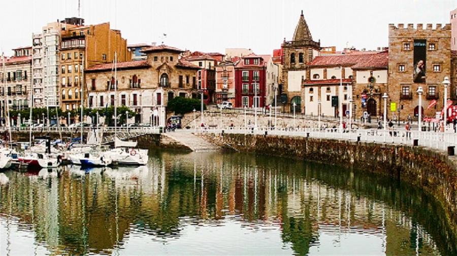 Puerto-Gijón