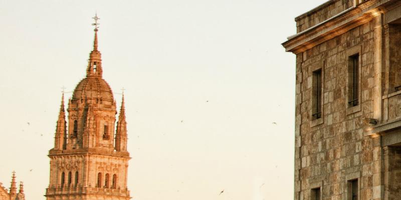 Alojamiento para empresas en centro de Salamanca. Eventura.