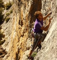 Escalada en roca 30€