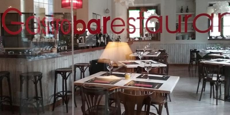 Gastrobar en el centro de Salamanca. Eventura