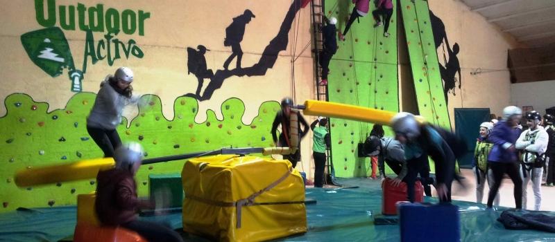 gymkana para empresas, teambuilding en Salamanca. Eventura.
