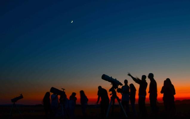 Observatorio astronómico Salamanca.
