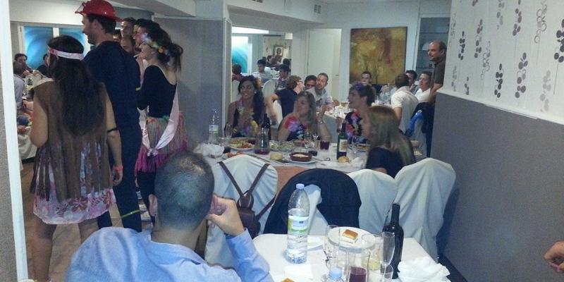 Restaurante con espectáculo-despedida de soltera Gijón. Eventura